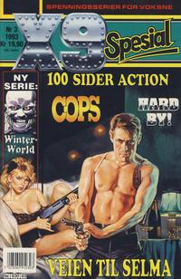 Cover Thumbnail for X9 Spesial (Semic, 1990 series) #3/1993