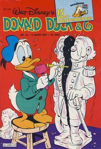 Cover Thumbnail for Donald Duck & Co (Hjemmet / Egmont, 1948 series) #10/1987