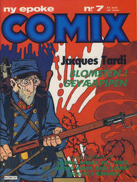 Cover Thumbnail for Comix (Semic, 1983 series) #7