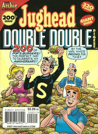 Cover Thumbnail for Jughead's Double Digest (Archie, 1989 series) #200 [Direct Edition]