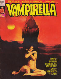Cover Thumbnail for Vampirella (Publicness, 1971 series) #23