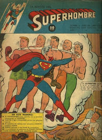 Cover Thumbnail for Superhombre (Editorial Muchnik, 1949 ? series) #39