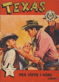 Cover Thumbnail for Texas (Serieforlaget / Se-Bladene / Stabenfeldt, 1953 series) #8/1965