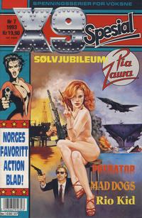 Cover Thumbnail for X9 Spesial (Semic, 1990 series) #7/1993