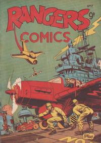 Cover Thumbnail for Rangers Comics (H. John Edwards, 1950 ? series) #57