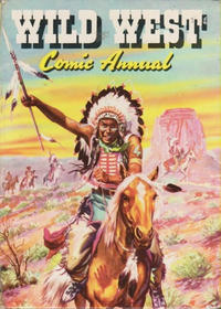 Cover Thumbnail for Wild West Comic Annual (World Distributors, 1951 series) #[1958]