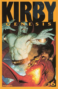 Cover Thumbnail for Kirby: Genesis (Dynamite Entertainment, 2011 series) #6 [Cover B 1-in-10]