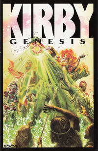 Cover Thumbnail for Kirby: Genesis (Dynamite Entertainment, 2011 series) #5 [Acetate Variant]