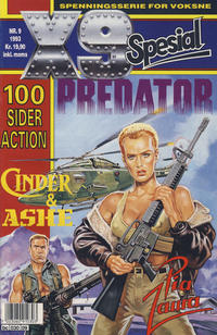 Cover Thumbnail for X9 Spesial (Semic, 1990 series) #9/1993