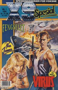 Cover Thumbnail for X9 Spesial (Semic, 1990 series) #1/1994
