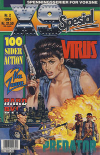 Cover Thumbnail for X9 Spesial (Semic, 1990 series) #2/1994