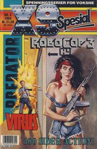 Cover Thumbnail for X9 Spesial (Semic, 1990 series) #3/1994