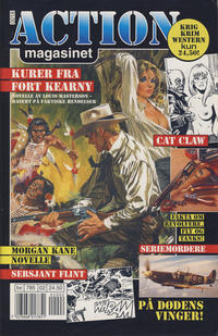 Cover Thumbnail for Action magasinet (Bladkompaniet / Schibsted, 1999 series) #2/2000