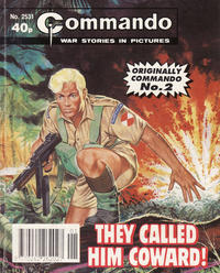 Cover Thumbnail for Commando (D.C. Thomson, 1961 series) #2531