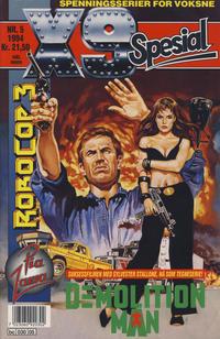 Cover Thumbnail for X9 Spesial (Semic, 1990 series) #5/1994
