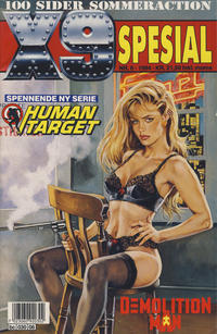 Cover Thumbnail for X9 Spesial (Semic, 1990 series) #6/1994