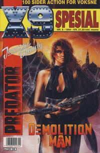 Cover Thumbnail for X9 Spesial (Semic, 1990 series) #8/1994