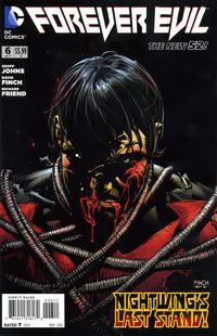 Cover Thumbnail for Forever Evil (DC, 2013 series) #6