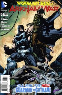 Cover Thumbnail for Forever Evil: Arkham War (DC, 2013 series) #6