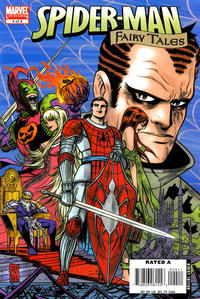 Cover Thumbnail for Spider-Man Fairy Tales (Marvel, 2007 series) #4