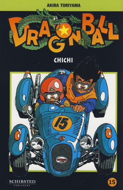 Cover for Dragon Ball (Bladkompaniet / Schibsted, 2004 series) #15 - Chichi