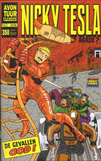 Cover for Avontuur Classics (Windmill Comics, 2013 series) #18166