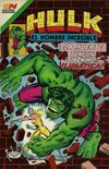 Cover for Hulk el Hombre Increíble (Editorial Novaro, 1979 series) #81