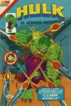 Cover for Hulk el Hombre Increíble (Editorial Novaro, 1979 series) #84
