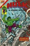 Cover for Hulk el Hombre Increíble (Editorial Novaro, 1979 series) #87