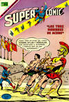 Cover for Supercomic (Editorial Novaro, 1967 series) #27