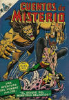 Cover for Cuentos de Misterio (Editorial Novaro, 1960 series) #140