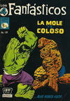 Cover for Los 4 Fantásticos (Editora de Periódicos La Prensa S.C.L., 1962 series) #139