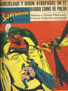 Cover for Superhombre (Editorial Muchnik, 1949 ? series) #25