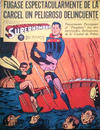 Cover for Superhombre (Editorial Muchnik, 1949 ? series) #11