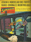 Cover for Superhombre (Editorial Muchnik, 1949 ? series) #22