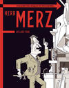 Cover for Herr Merz (No Comprendo Press, 2012 series)