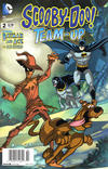 Cover for Scooby-Doo Team-Up (DC, 2014 series) #2 [Newsstand]