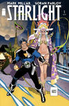 Cover for Starlight (Image, 2014 series) #1 [Cover B]