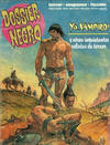 Cover for Dossier Negro (Zinco, 1981 series) #205