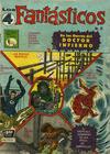 Cover for Los 4 Fantásticos (Editora de Periódicos La Prensa S.C.L., 1962 series) #18