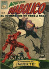 Cover for Diabólico (Editora de Periódicos La Prensa S.C.L., 1966 series) #20