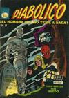 Cover for Diabólico (Editora de Periódicos La Prensa S.C.L., 1966 series) #54
