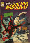 Cover for Diabólico (Editora de Periódicos La Prensa S.C.L., 1966 series) #7