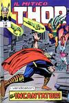Cover for Il Mitico Thor (Editoriale Corno, 1971 series) #42