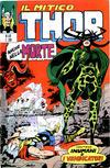 Cover for Il Mitico Thor (Editoriale Corno, 1971 series) #48