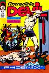 Cover for L'Incredibile Devil (Editoriale Corno, 1970 series) #65