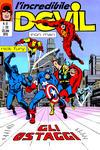 Cover for L'Incredibile Devil (Editoriale Corno, 1970 series) #67