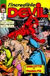 Cover for L'Incredibile Devil (Editoriale Corno, 1970 series) #68