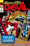 Cover for L'Incredibile Devil (Editoriale Corno, 1970 series) #70