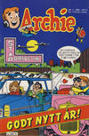 Cover for Archie (Semic, 1982 series) #1/1985